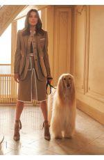 CARLA BRUNI and BELLA HADID in Elle Magazine, France February 2020