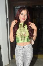 CARLA HOWE Night Out in London 01/31/2020