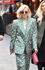 CARLY RAE JEPSEN Arrives at Global Radio in London 02/05/2020