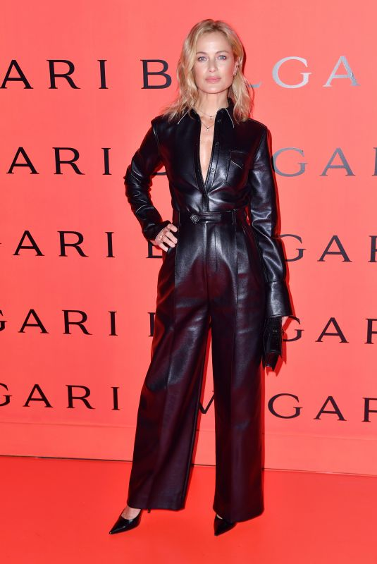 CAROLYN MURPHY at Bvlgari Celebrates B.Zero1 Rock Collection in Brooklyn 02/06/2020