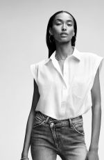 CAROLYN MURPHY for 7 For All Mankind 2020 Campaign