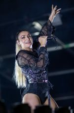 CHARLI XCX Performs at St Jerome