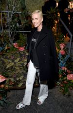 CHARLIZE THERON at Birkenstock 1774 Collection with Matchesfashion Launch Party in Los Angeles 02/13/2020