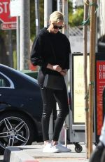 CHARLIZE THERON Out for Lunch at Sugarfish in Los Angeles 02/13/2020