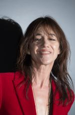 CHARLOTTE GAINSBOURG at Saint Laurent Fashion Show at PFW in Paris 02/25/2020