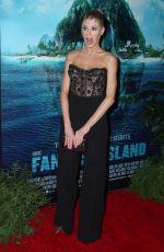 CHARLOTTE MCKINNEY at Fantasy Island Premiere in Los Angeles 02/11/2020