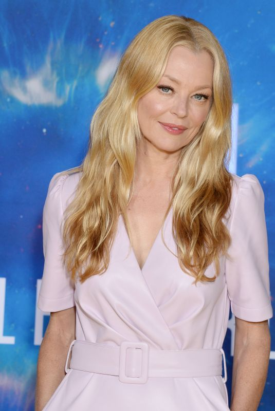 CHARLOTTE ROSS at Cosmos: Possible Worlds Premiere in Los Angeles 02/26/2020