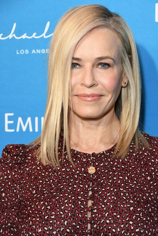 CHELSEA HANDLER at Emily's List Brunch and Panel Discussion in Los Angeles 02/04/2020