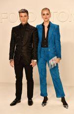 CHIARA FERRAGNI at Tom Ford Fashion Show in Los Angeles 02/07/2020