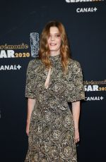 CHIARA MASTROIANNI at Cesar Film Awards 2020 in Paris 02/28/2020