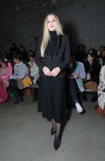 CHLOE LUKASIAK at Jason Wu Fashion Show in New York 02/09/2020