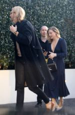 CHLOE MORETZ Out and About in Hollywood 02/25/2020
