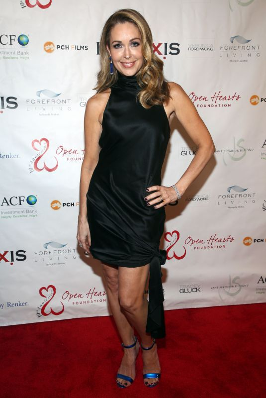 CHRISTI PAUL at Open Hearts Foundation 10th Anniversary in Los Angeles 02/15/2020