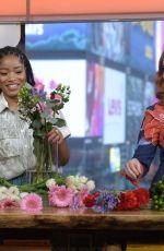 CHRISTINA HENDRICKS at Good Morning America in New York 02/13/2020