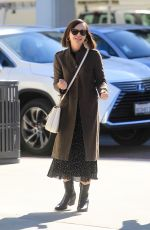CHRISTINA RICCI Out in Beverly Hills 02/06/2020