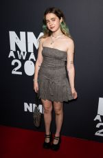 CLAIRO at NME Awards 2020 in London 02/12/2020