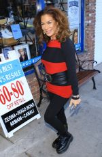 CLAUDIA WELLS Out in Studio City 02/04/2020