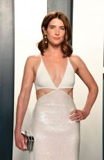 COBIE SMULDERS at 2020 Vanity Fair Oscar Party in Beverly Hills 02/09/2020