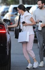 COURTENEY COX Out Shopping in West Hollywood 02/04/2020