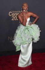 CYNTHIA ERIVO at 51st Naacp Image Awards in Pasadena 02/22/2020