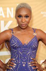 CYNTHIA ERIVO at American Black Film Festival Honors in Los Angeles 02/23/2020