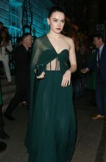 DAISY RIDLEY Leaves Annabels in London 02/02/2020