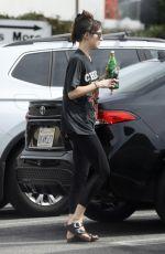 DAKOTA JOHNSON Leaves Pilates Class in West Hollywood 02/27/2020