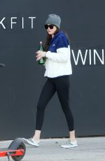 DAKOTA JOHNSON Out and About in Los Angeles 02/05/2020