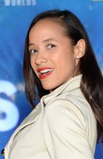 DANIA RAMIREZ at Cosmos: Possible Worlds Premiere in Los Angeles 02/26/2020