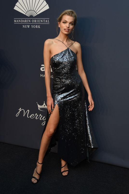 DAPHNE GROENEVELD at 22nd Annual Amfar Gala in New York 02/05/2020