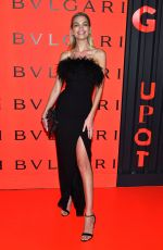 DAPHNE GROENEVELD at Bvlgari Celebrates B.Zero1 Rock Collection in Brooklyn 02/06/2020
