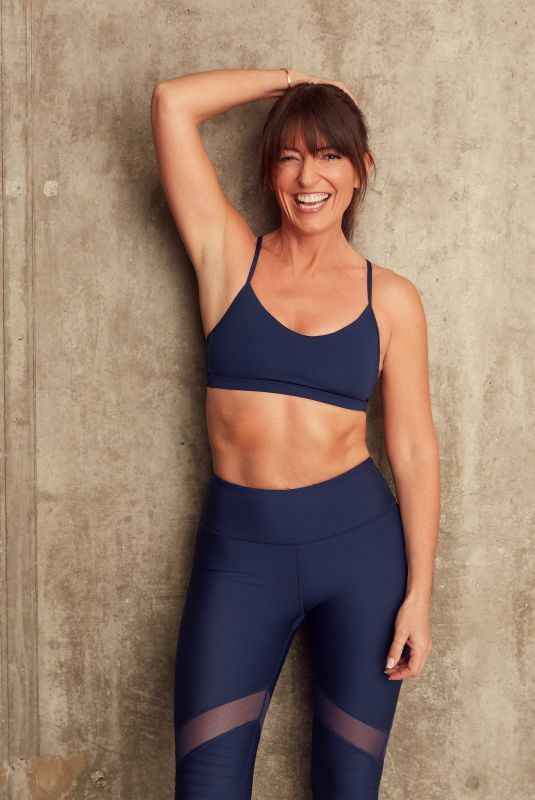 DAVINA MCCALL at a Photoshoot, January 2020