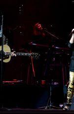 DEMI LOVATO Performs at Bud Light Super Bowl Music Fest in Miami 02/01/2020