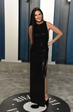 DEMI MOORE at 2020 Vanity Fair Oscar Party in Beverly Hills 02/09/2020