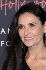 DEMI MOORE at Vanity Fair: Hollywood Calling Opening in Century City 02/04/2020