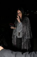 DEMI MOORE Leaves Sara Foster