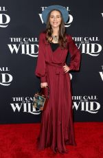DIANA CARR at The Call of the Wild Premiere in Los Angeles 02/13/2020