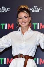 DILETTA LEOTTA at 2020 Sanremo Music Festival, February 2020