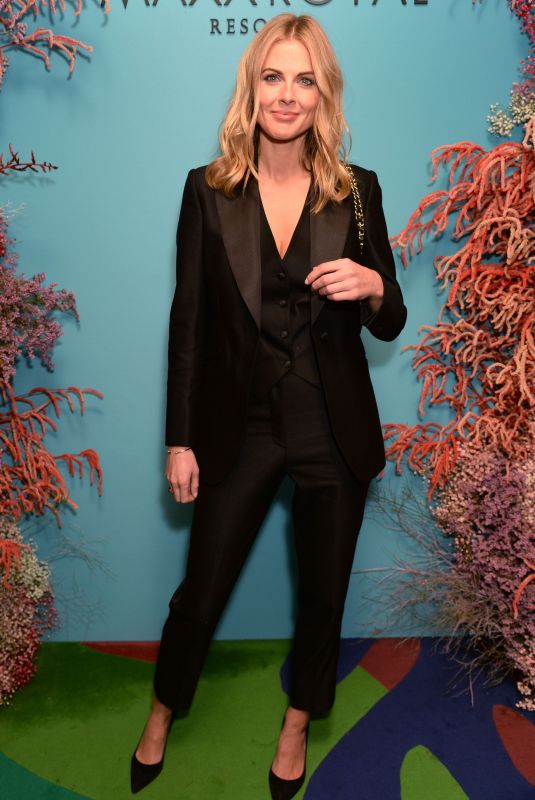 DONNA AIR at Natalia Vodianova x Maxx Resorts Party in London 02/17/2020