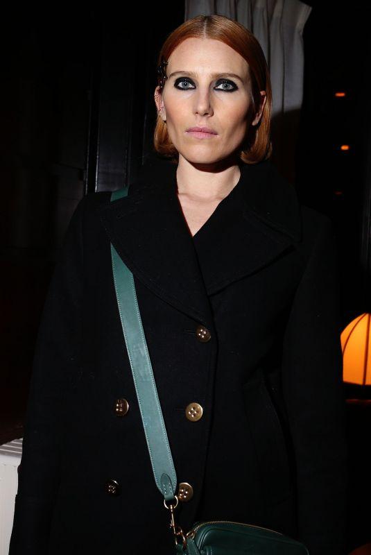 DREE HEMINGWAY at Coach Show Afterparty at New York Fashion Week 02/11/2020