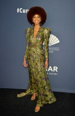 EBONEE DAVIS at 22nd Annual Amfar Gala in New York 02/05/2020