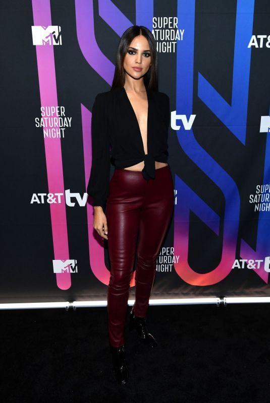EIZA GONZALEZ at AT&T Super Saturday Night in Miami 02/01/2020