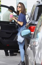 EIZA GONZALEZ Out and About in Studio City 02/22/2020