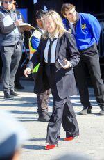 ELISABETH MOSS Arrives at Film Independent Spirit Awards in Santa Monica 02/08/2020
