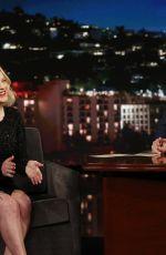 ELISABETH MOSS at Jimmy Kimmel Live! in Los Angeles 02/25/2020