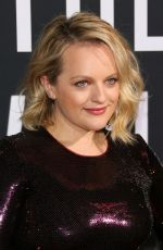ELISABETH MOSS at The Invisible Man Premiere in Hollywood 02/24/2020
