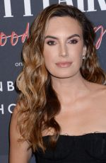 ELIZABETH CHAMBERS at Vanity Fair: Hollywood Calling Opening in Century City 02/04/2020