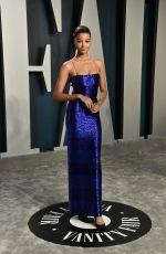 ELLA BALINSKA at 2020 Vanity Fair Oscar Party in Beverly Hills 02/09/2020
