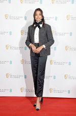 ELLA BALINSKA at EE British Academy Film Awards 2020 Nominees Party in London 02/01/2020