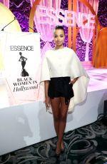 ELLA BALINSKA at Essence Black Women in Hollywood Luncheon in Beverly Hills 02/06/2020